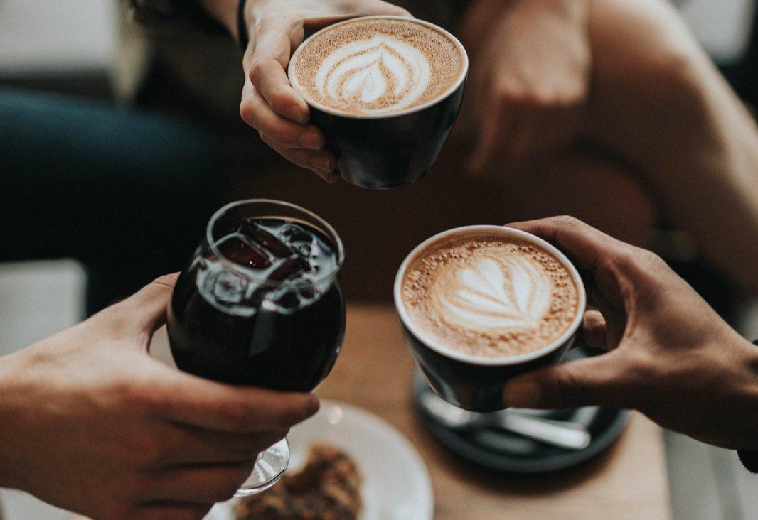 Koffie Alfredo